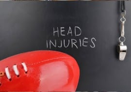 Youth sports can lead to serious head injuries. Learn more about protecting your family.