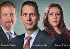 Oklahoma injury law firm, Oklahoma super lawyers, attorney chad mclain Oklahoma super lawyer, attorney dan graves Oklahoma super lawyer, Tulsa personal injury law firm, Tulsa car accident attorneys