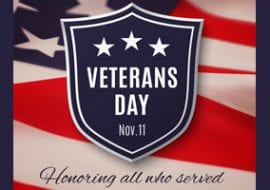 At Graves McLain, we deeply appreciate the incredible sacrifices that our men and women in uniform have made to defend our freedoms.