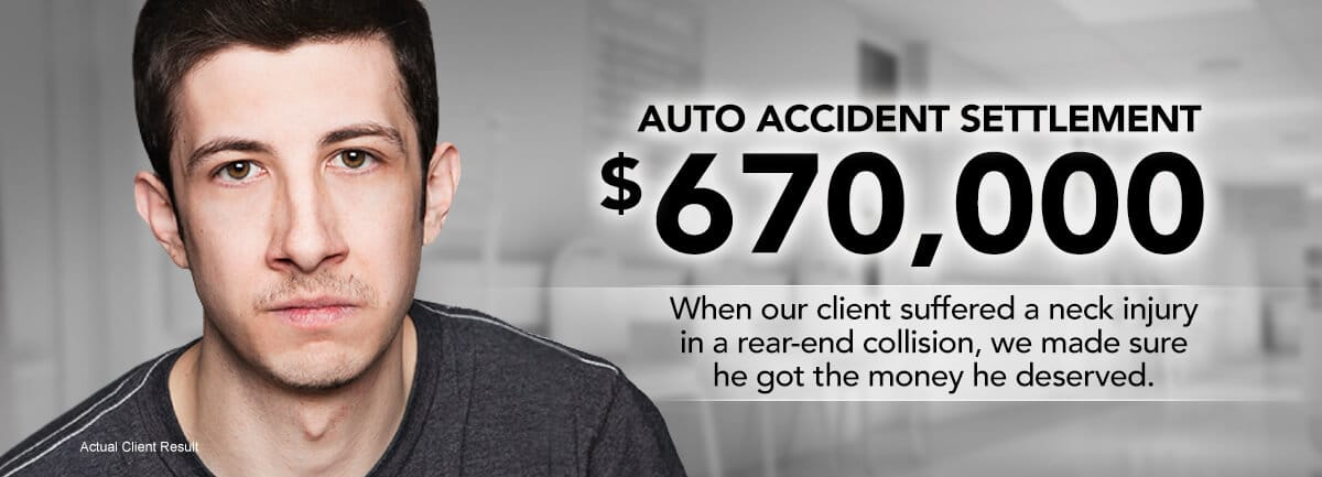 Auto Accident Settlement