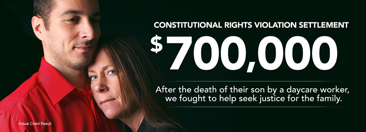 Constitutional Rights Violation Settlement