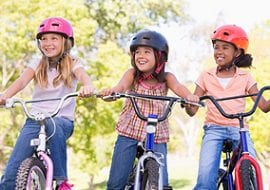 tulsa bicycle accident law firm, tulsa personal injury lawyers, summer youth cycling program, bicycle safety, bicycle helmet safety, bike injury lawyers tulsa, broken arrow bike accident law firm, community events