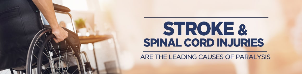 Stroke & Spinal Cord Injuries Banner