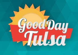 Good Day Tulsa logo
