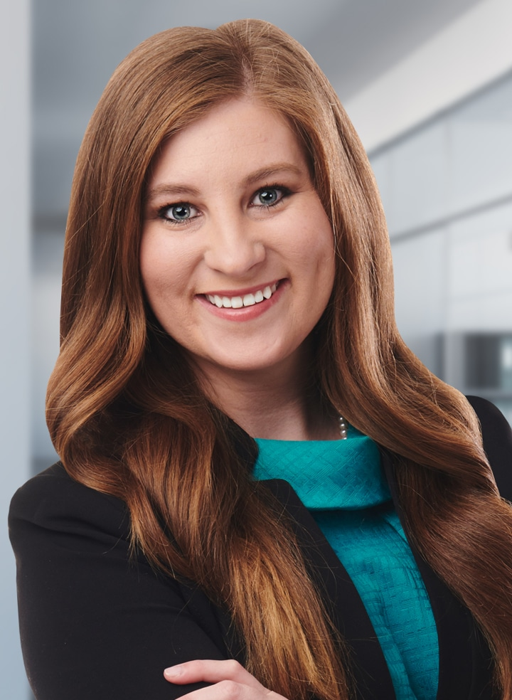 Tiffany Landry, Attorney at Graves McLain, PLLC, a top-rated Tulsa, Oklahoma law firm with extensive experience in serious injury claims.